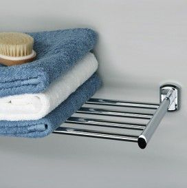 Полка для полотенец WasserKRAFT Серия Oder К-3000