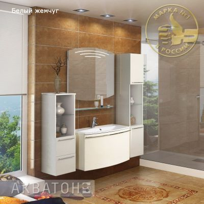 Мебель для ванной комнаты Акватон Севилья 80