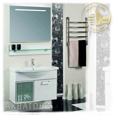 Мебель для ванной комнаты Акватон Сайгон 85