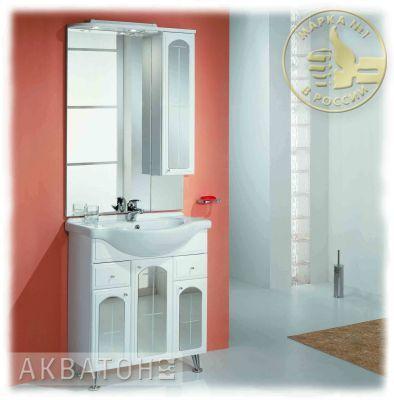 Мебель для ванной комнаты Акватон Эмилья 75