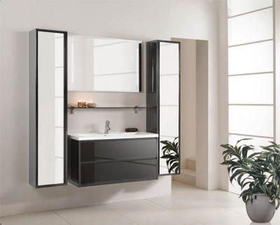 Мебель для ванной комнаты Акватон Римини 100 чёрная