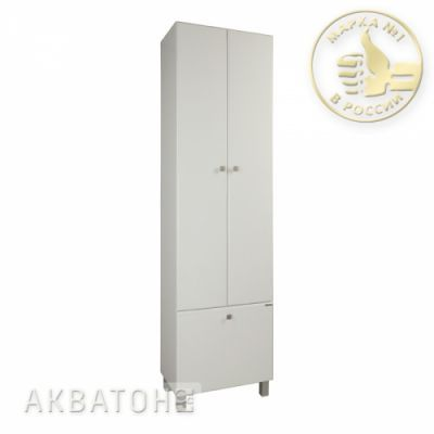 Шкаф-колонна Акватон Симпл 1374-3