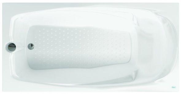 Акриловая ванна Polla Delizia 1600×750×650 мм