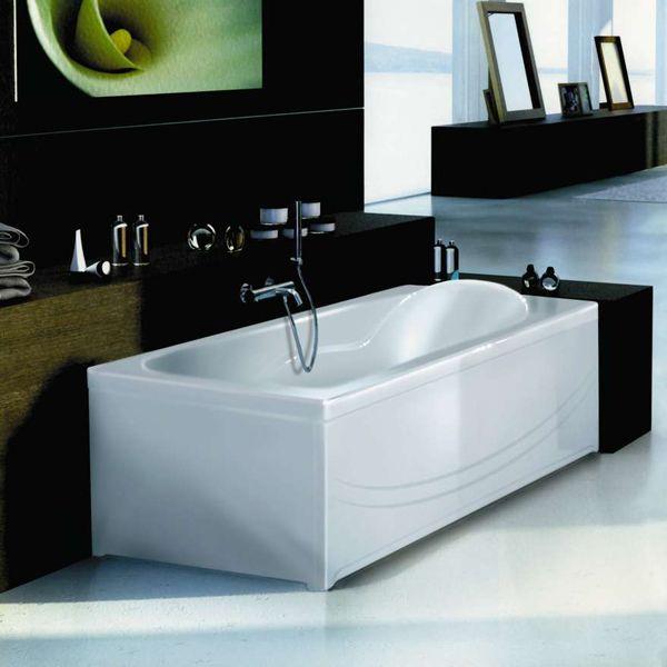 Акриловая ванна 170х75 EUROLUX  Карфаген