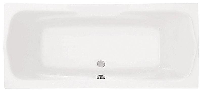 Акриловая ванна Santek КОРСИКА 180×80 без гидромассажа