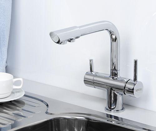 Wasserkraft А8017 Смеситель для кухни под фильтр