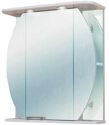 Onika  Шкаф-зеркало ШАР 62.02 620х245х715
