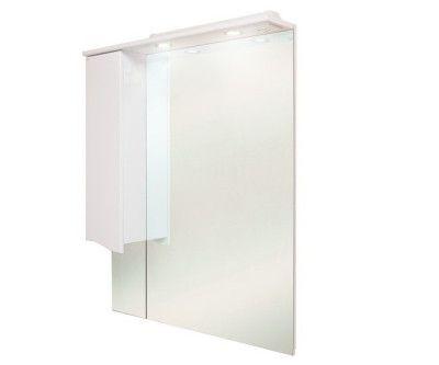 Onika  Шкаф-зеркало Моника 75.01 правый/левый 750х170х1056