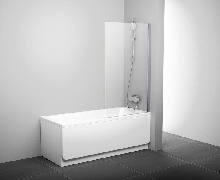 Шторка для ванны Ravak PVS1 80 см