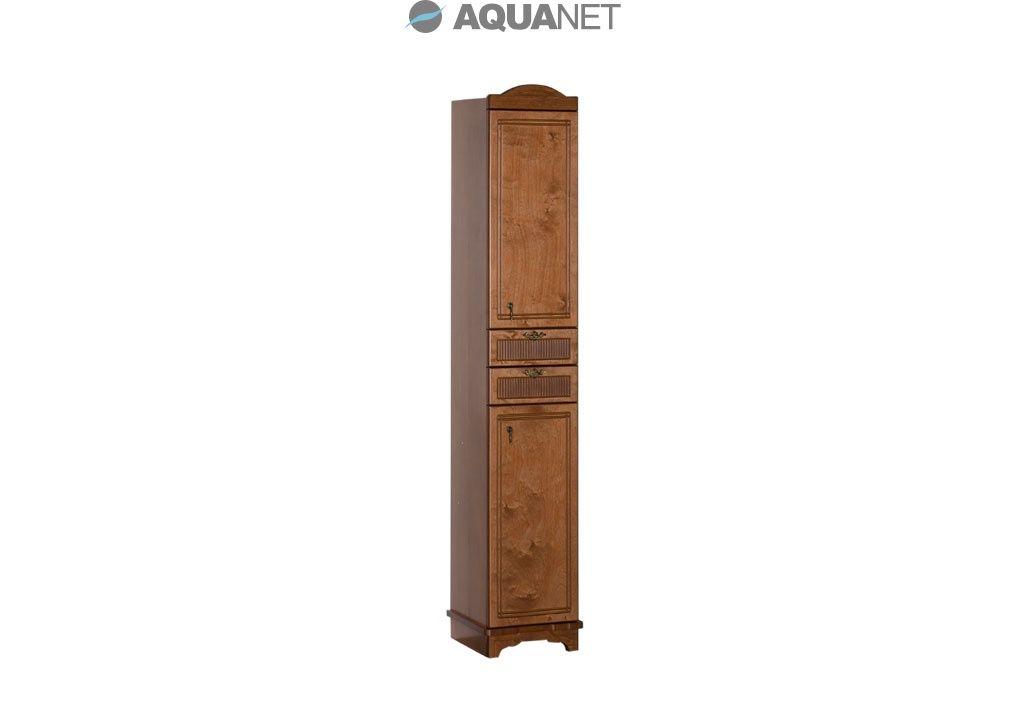 Пенал Aquanet Луис цвет темный орех (164696)