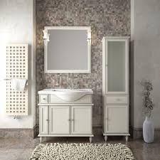 Комплект  мебели OPADIRIS САНРАЙЗ 90 цвет слоновая кость (1013)
