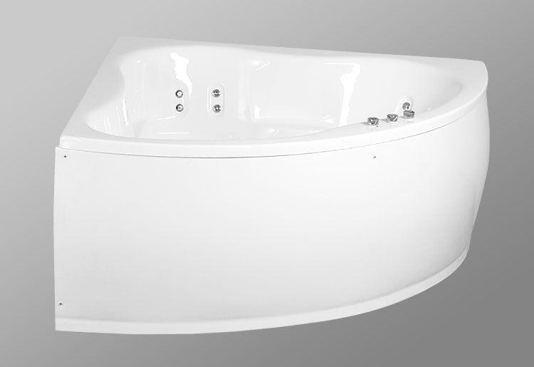 Акриловая ванна AKRILAN Laguna VITEL, 150*150 см, без гидромассажа