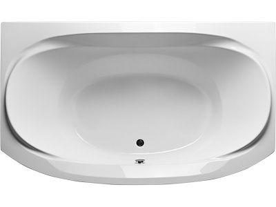 Акриловая ванна 1MarKa Sirakusa 190*120