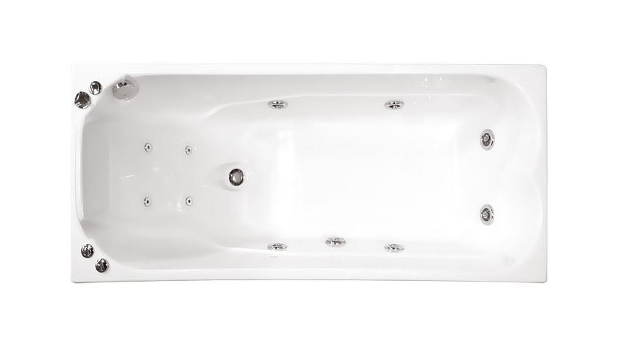 Акриловая ванна Triton Чарли