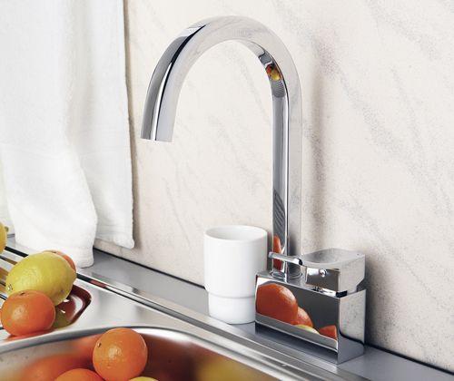 Wasserkraft Aller 1067 Смеситель для кухни с поворотным изливом