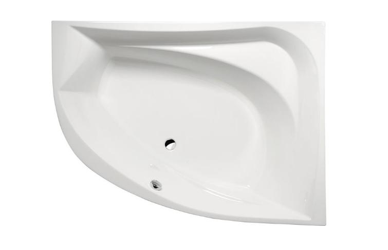Акриловая ванна Alpen Tanya 160x120 R без гидромассажа