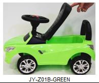 Детская машина-каталка толокар River Toys BMW JY-Z01B зеленый